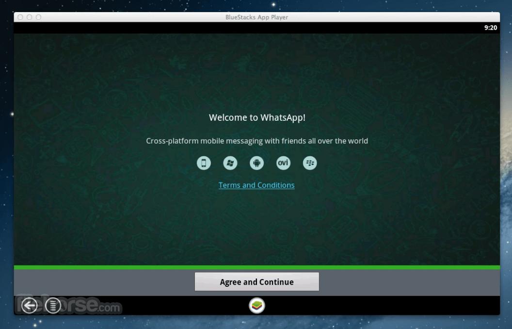 BlueStacks App Player for Mac Preview App