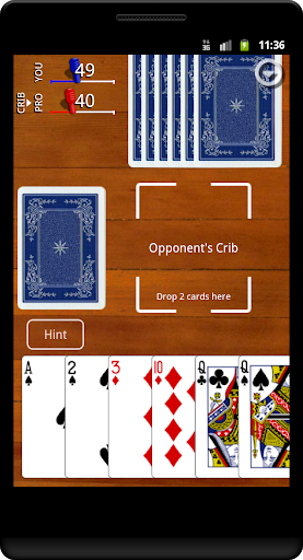 Cribbage Classic 2.3 for MAC App Preview 1