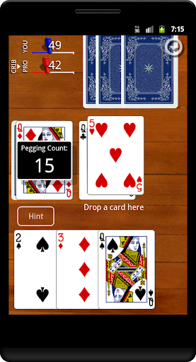 Cribbage Classic 2.3 for MAC App Preview 2