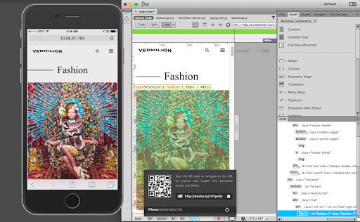 Learn DreamWeaver For PC Mac 2.0 for MAC App Preview 2