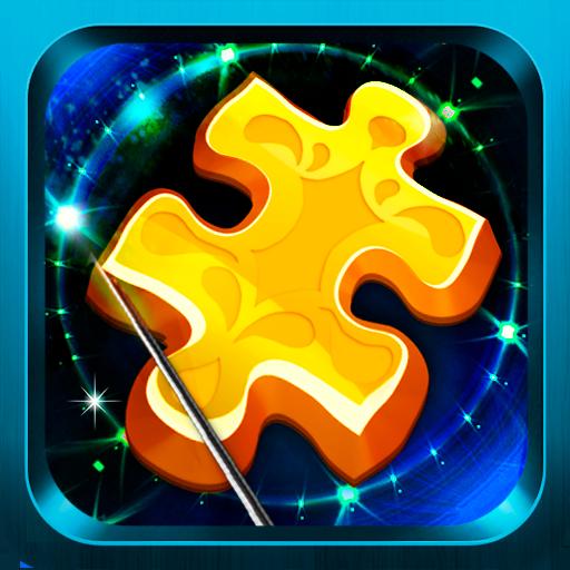 Magic Jigsaw Puzzles for MAC logo