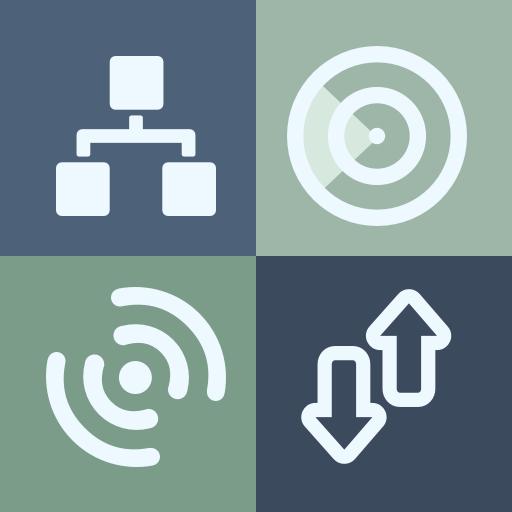 Network Analyzer for MAC logo