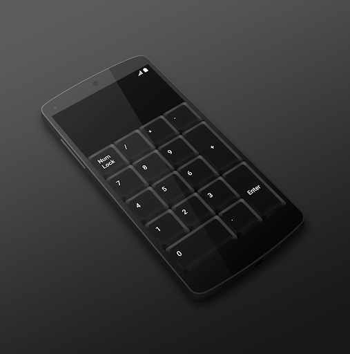 Numeric Keyboard Free 2.0.1 for MAC App Preview 1