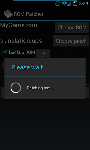 ROM Patcher 2.16 for MAC App Preview 2