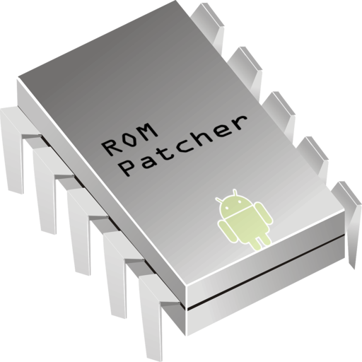 ROM Patcher for MAC logo