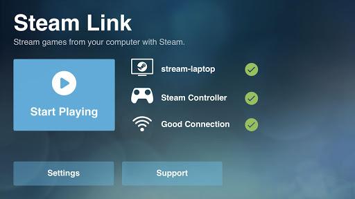 Steam Link BETA 1.1.35 for MAC App Preview 1