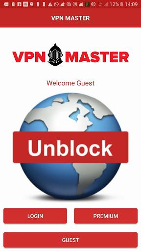 VPN Master – Free VPN 1.0.3 for MAC App Preview 1