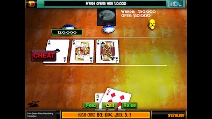 Texas Howled Em Poker preview
